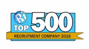 Recruitment International Top 500