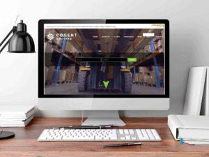Cogent Staffing new website