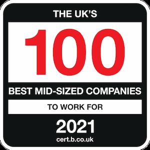 Best Companies 2021