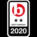 2 star Best Company accreditation