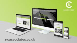 New NC Associates website